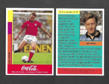 England Lee Dixon Arsenal 6